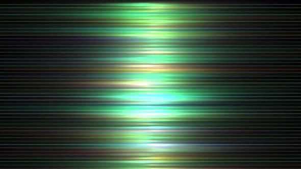 Shiny Color Stripes Seamless Loop