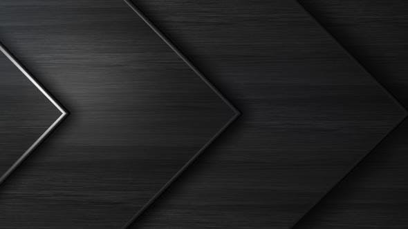 Abstract Black Wood Vj Pack