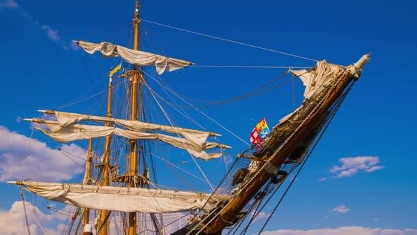 Thumbnail for The Masts of Sailing Ship