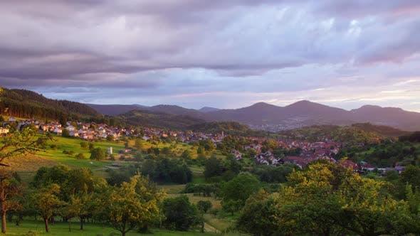 Thumbnail for Bavarian Sunset