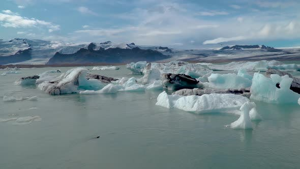 Thumbnail for Beautifull View of Jokulsarlon Lagoon, Iceland