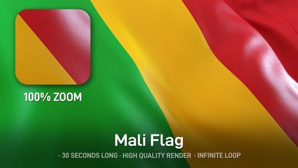 Thumbnail for Mali Flag