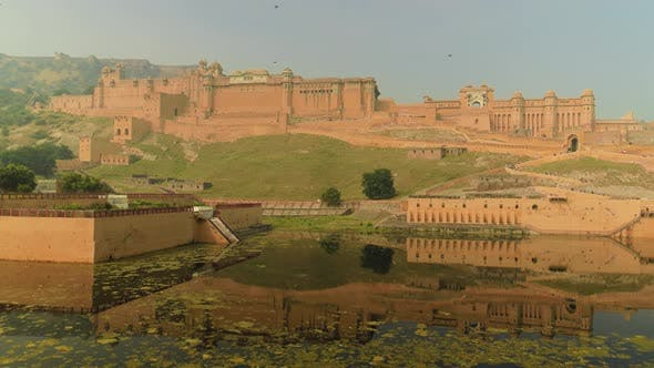 Thumbnail for Amer Fort Is a Fort Located in Amer, Rajasthan, India