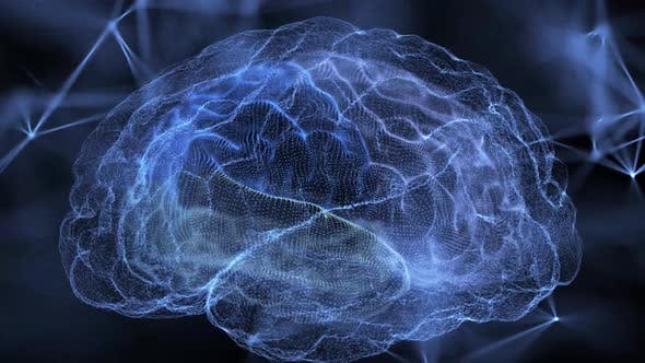 Vj Artificial Intelligence Brain 4k