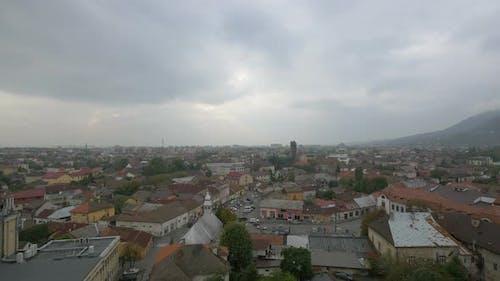 Stadtbild von Baia Mare