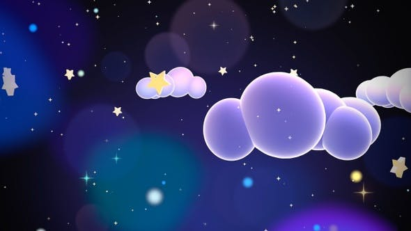 Thumbnail for Magic Clouds And Stars