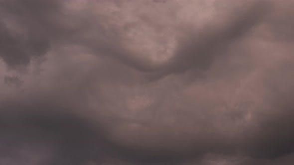 Clouds Strom