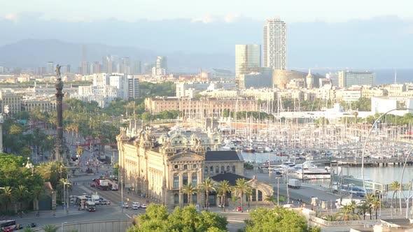 Thumbnail for Barcelona Port Marina
