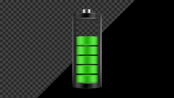 Thumbnail for Phone Battery Charge Status