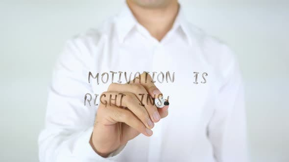 Thumbnail for Motivation Is Right Inside You