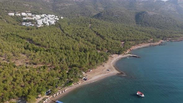 Forest Sea Resort Site White Shore