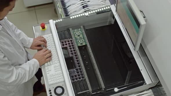 Microchip Manufacturing