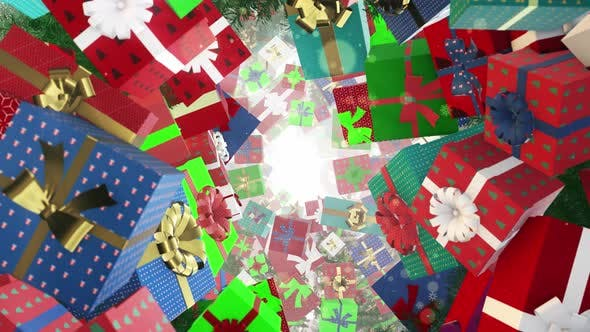 Thumbnail for Weihnachtsgeschenk Box 08 4K