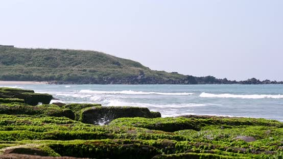 Thumbnail for Laomei green Reef in Taipei city of Taiwan
