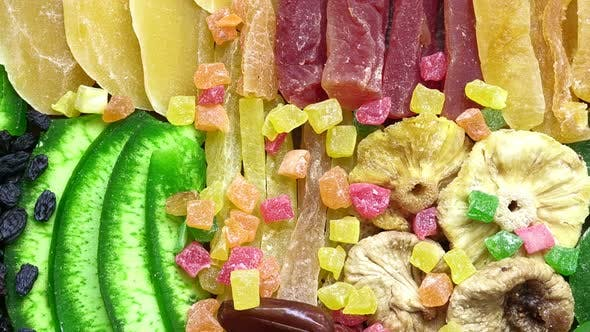 Thumbnail for Assorted Dried Fruits And Candied Fruits