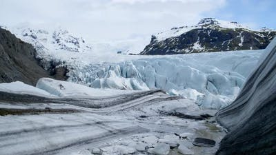 Crumbling Glaciers
