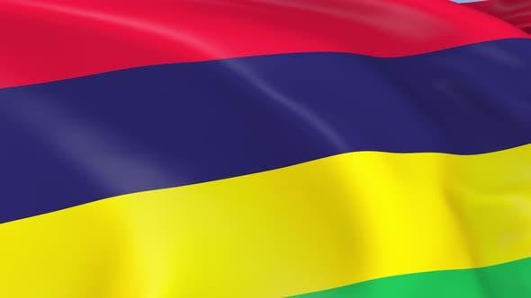 Thumbnail for Mauritius Flag