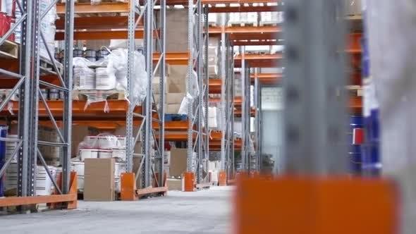 Thumbnail for Factory Warehouse Interior