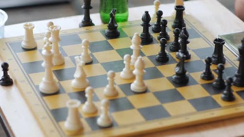 Rook Chess Move