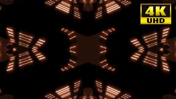 Cover Image for Futuristic Lights VJ Pack 4k