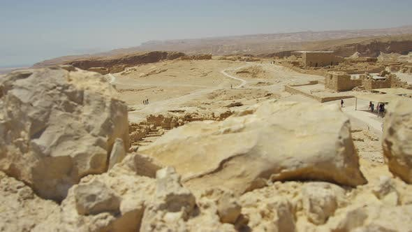 Cover Image for Masada in Israel