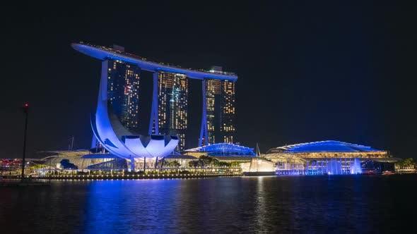 Thumbnail for Singapore Building Landmark.