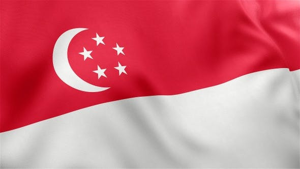 Thumbnail for Flag of Singapore