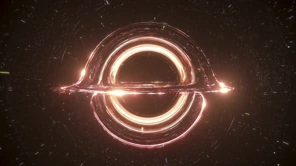 Thumbnail for Flying Into Core Of Black Hole