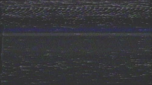 A glitch depicting technical faults