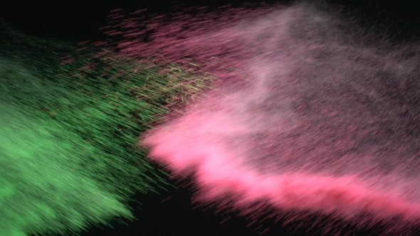 Cover Image for Pink And Green