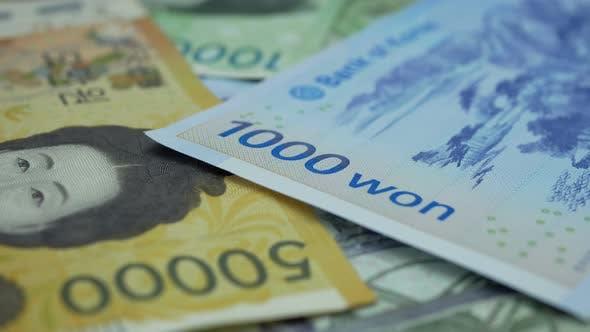 South Korea Money