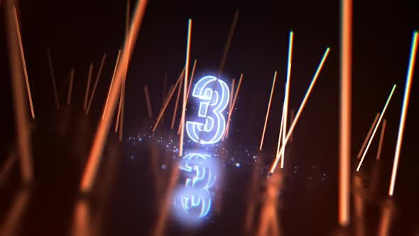 Thumbnail for Neon Countdown