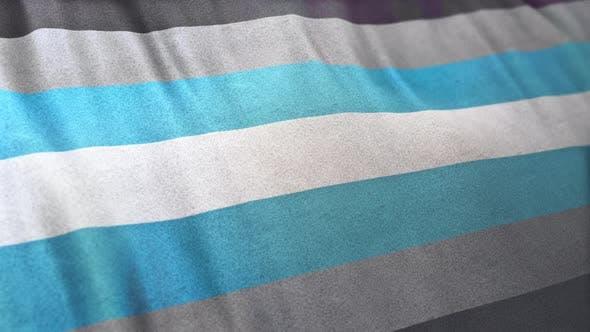 Thumbnail for Demyboy Pride Flag Loop