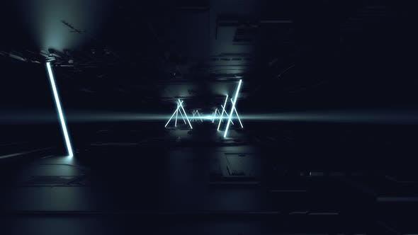 Thumbnail for Light Loop Background 4K