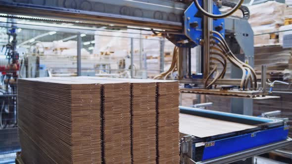 Modernized Woodworking Manufacture