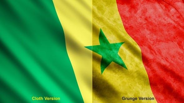 Senegal Flags