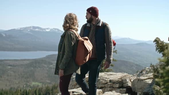 Thumbnail for Romantic Getaway in Mountains