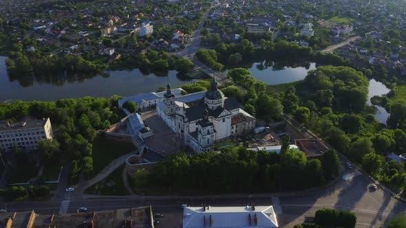 Cover Image for Monastery Of The Bare Carmelites In Berdichev, Ukraine