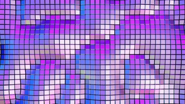 Thumbnail for 4K Loop Abstract Moving Holographic Waving Background