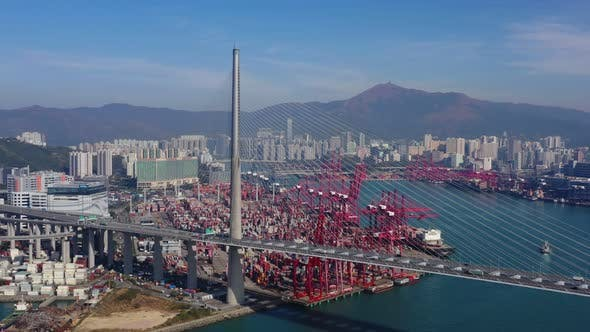 Thumbnail for Cargo Terminal in Hong Kong