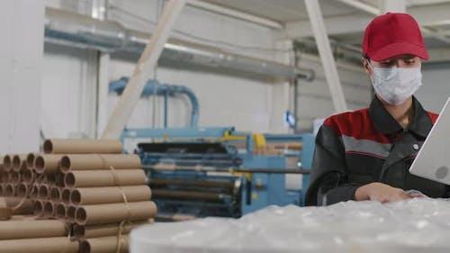 Prüfung der Qualität von Polyethylen