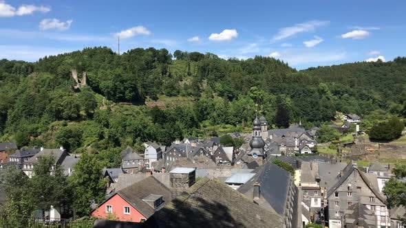 Thumbnail for Time lapse from he town Monschau
