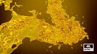Twisted Oil Splash V1