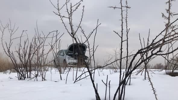 Thumbnail for Broken Car