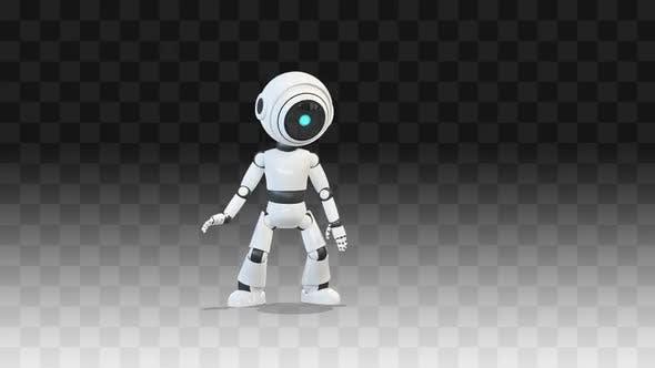 Robot Wave Dance
