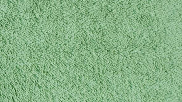 Thumbnail for Cloth Material Rotation Green Cotton