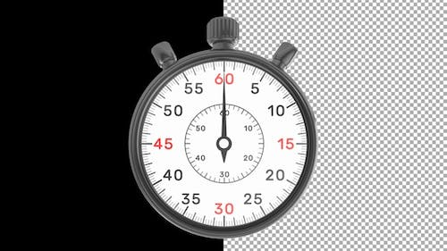 Stopwatch Timer 60 Seconds