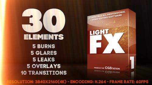 LightFX 1 - Bundle of Epic Lighting Effects (4K)