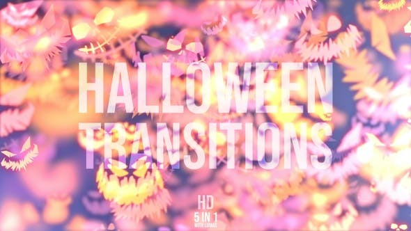 Thumbnail for Halloween Transitions