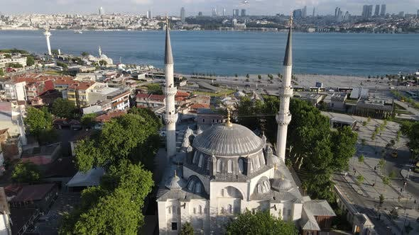 Thumbnail for Mosque and Sea